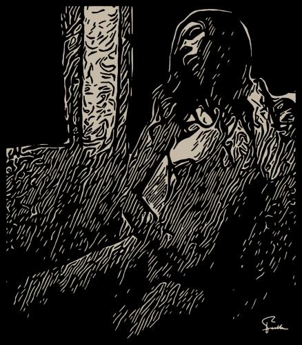 Kari Contemplative 2