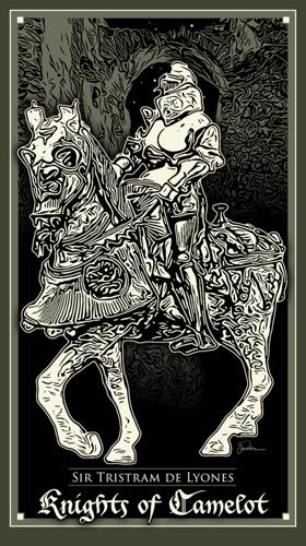 Sir Tristram de Lyones