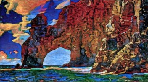 Cleft Of the Rock