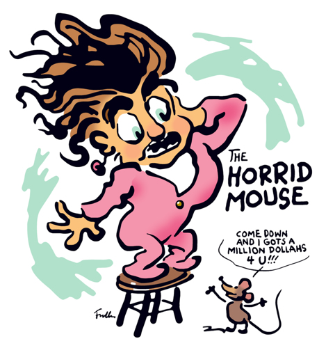 The Horrid Mouse