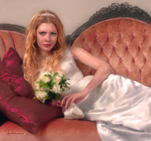 The Ukrainian Bride