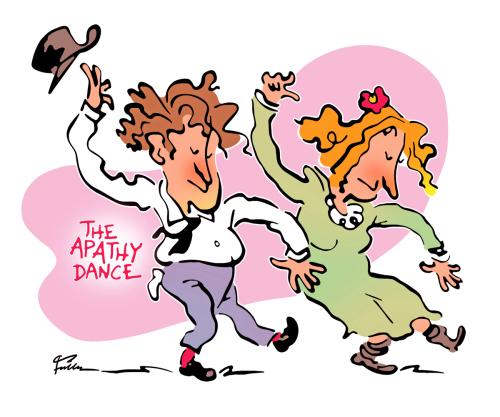 The Apathy Dance