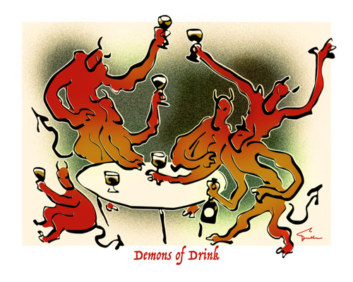 Demons of Drink