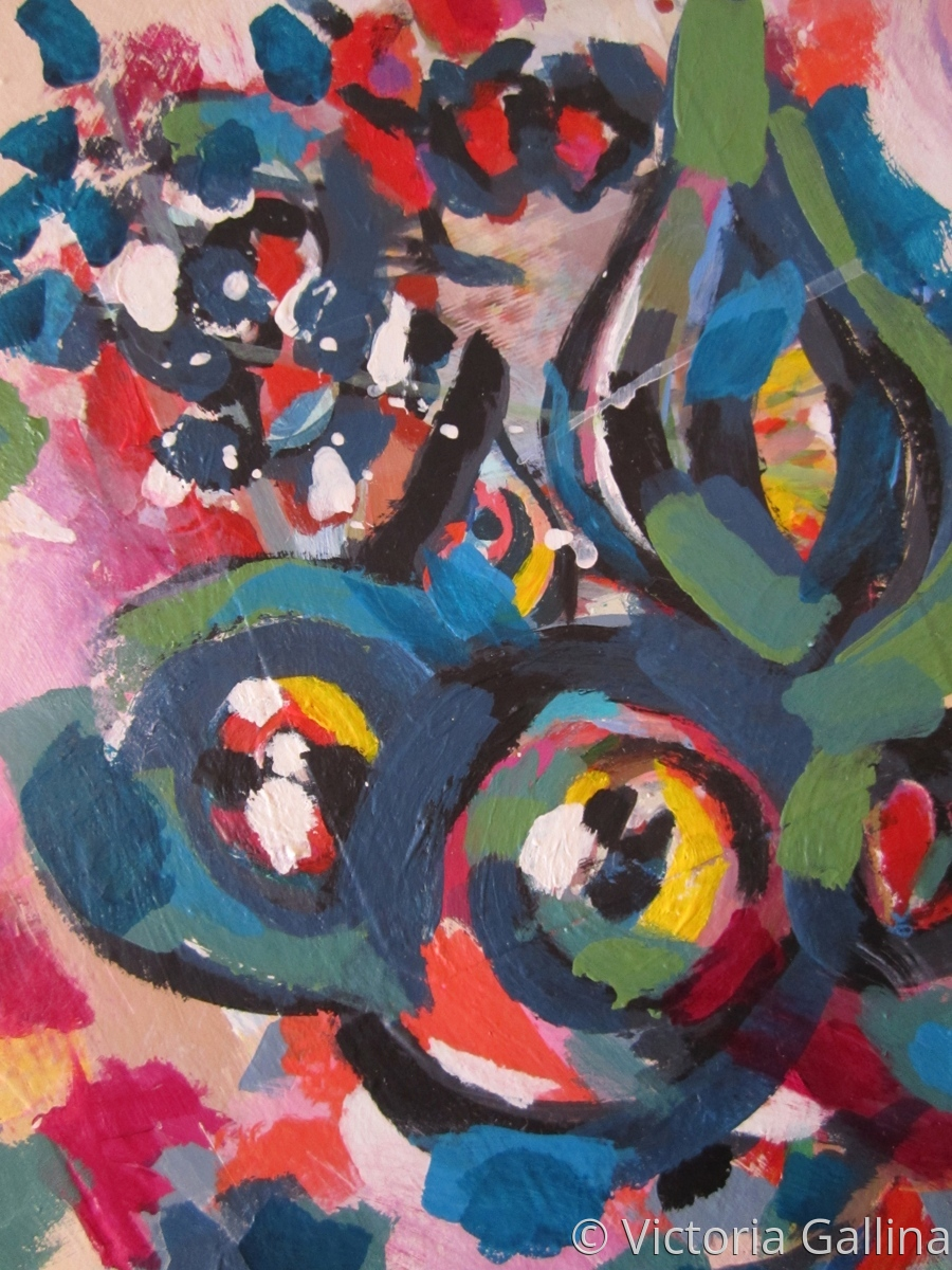 LeRoy Neiman {Detail #1} (large view)