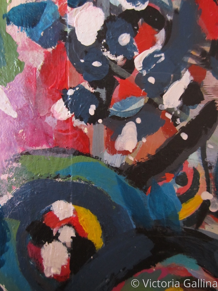 LeRoy Neiman {Detail #2} (large view)