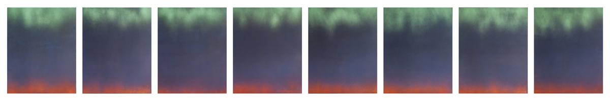 Aurora - 8 panel composite (large view)