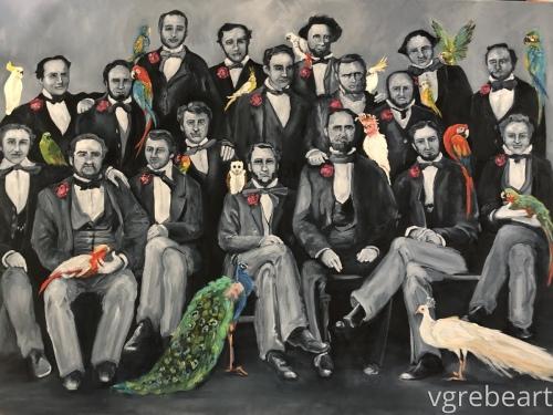 The Fanciers (large view)