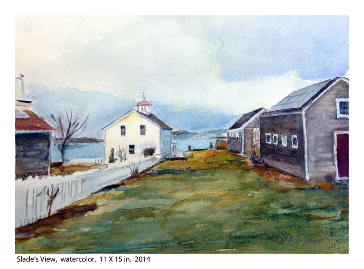 """""""Slade's View"""" (large view)"""
