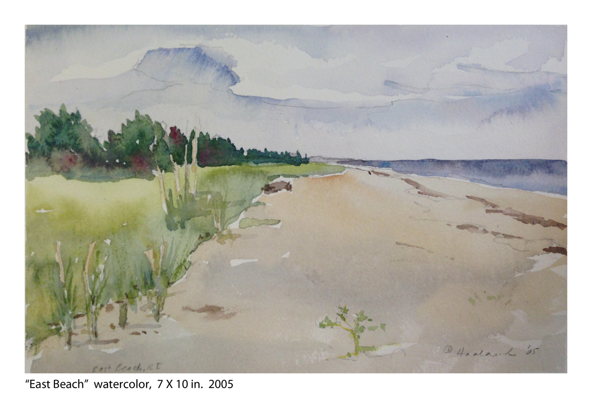 """""""East Beach"""" (large view)"""