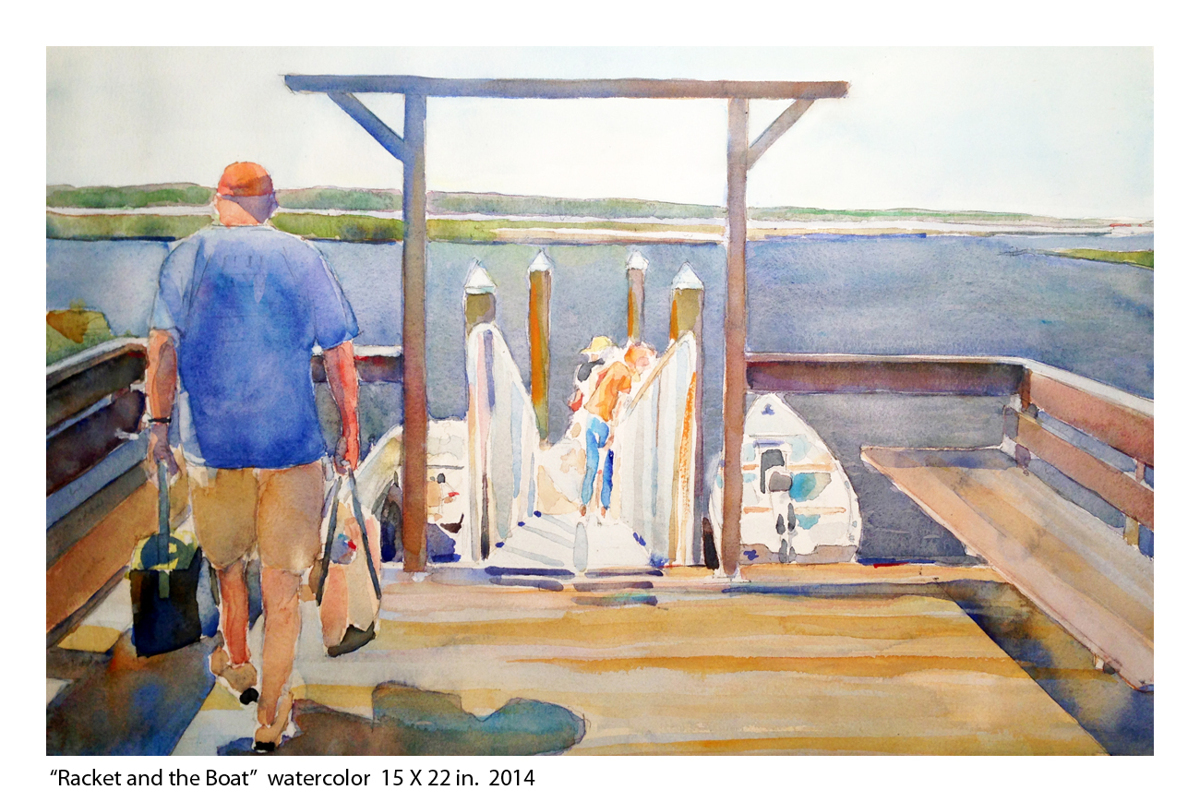 """""""Boater"""" (large view)"""