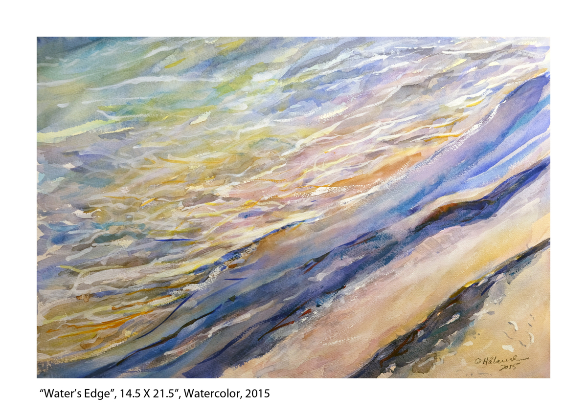 """""""Water's Edge (large view)"""