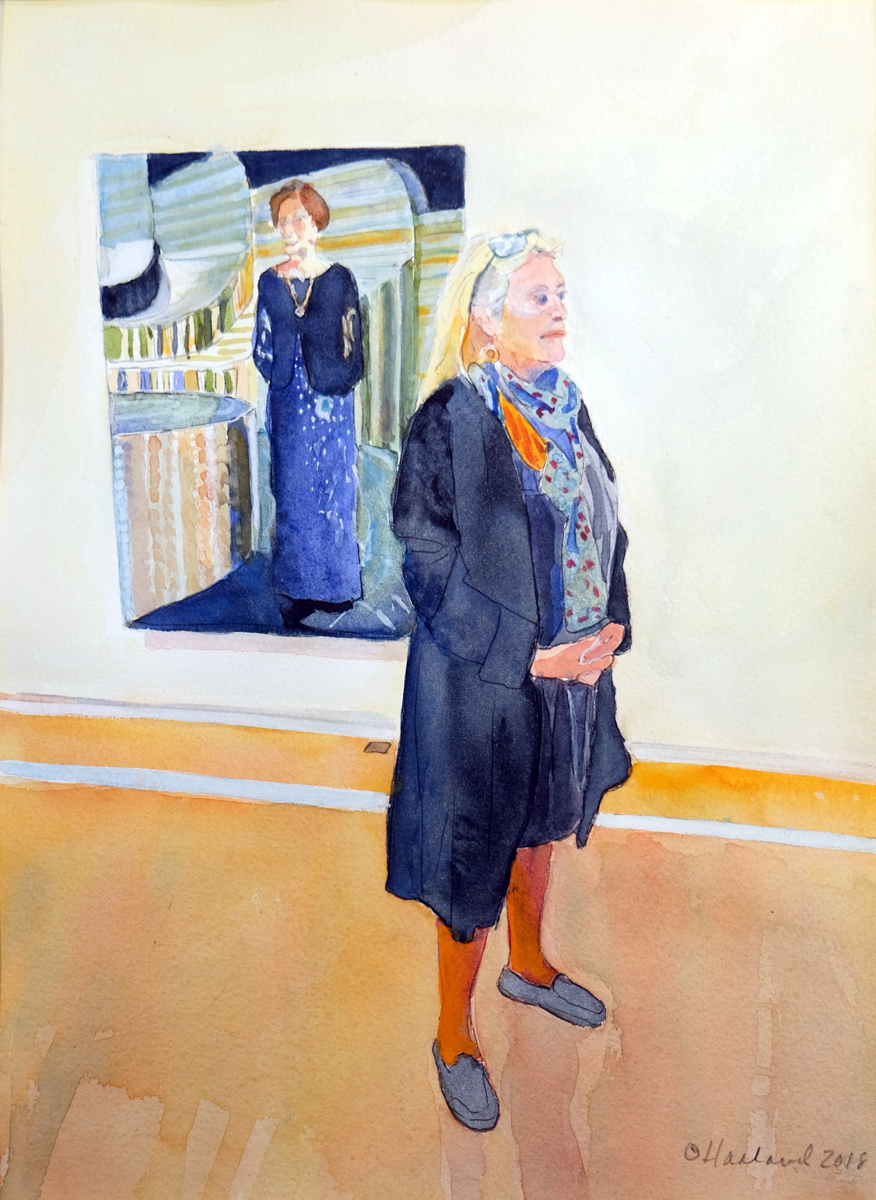 Two Woman (large view)