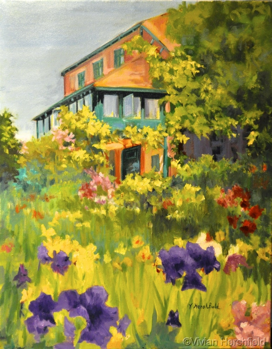Monet's Garden (large view)
