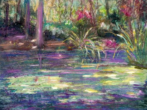 Clark Garden Pond 2