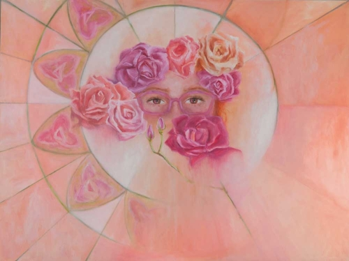 Rose Colored Glasses by Vianne Korhorn