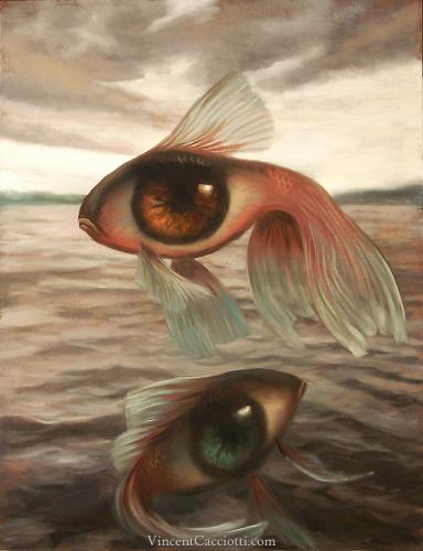 Fisheye by The Artwork of Vincent Cacciotti