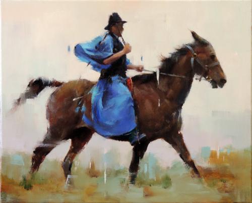 Hungarian Rider