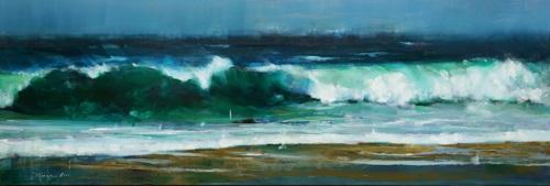 Waves at Sand City