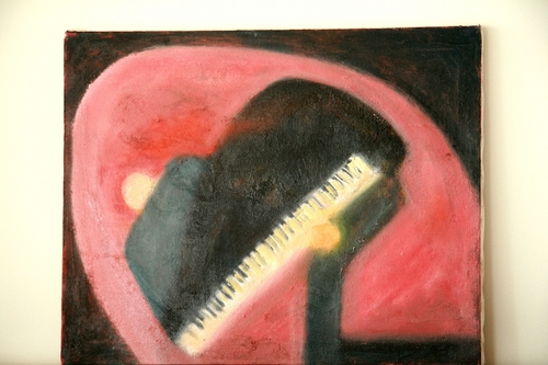Music Series-Two Pianists