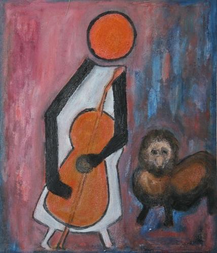 Musicians Series - Cellist