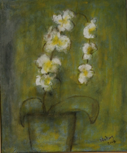 Tree & Flower Series - Orchid