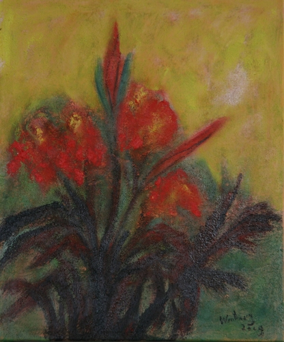 Tree & Flower Series - flower