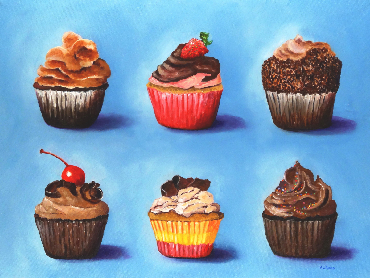 Cupcakes (large view)
