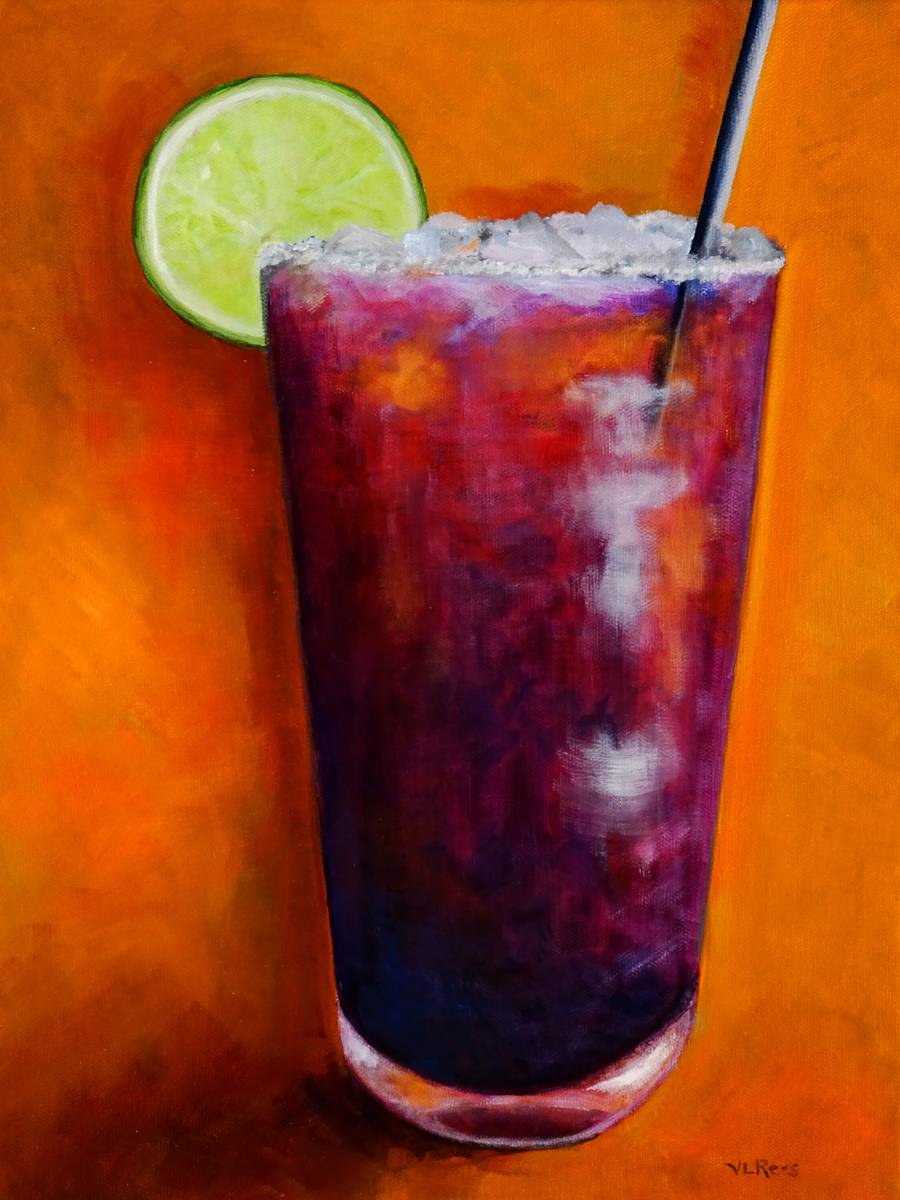 Blueberry Margarita (large view)