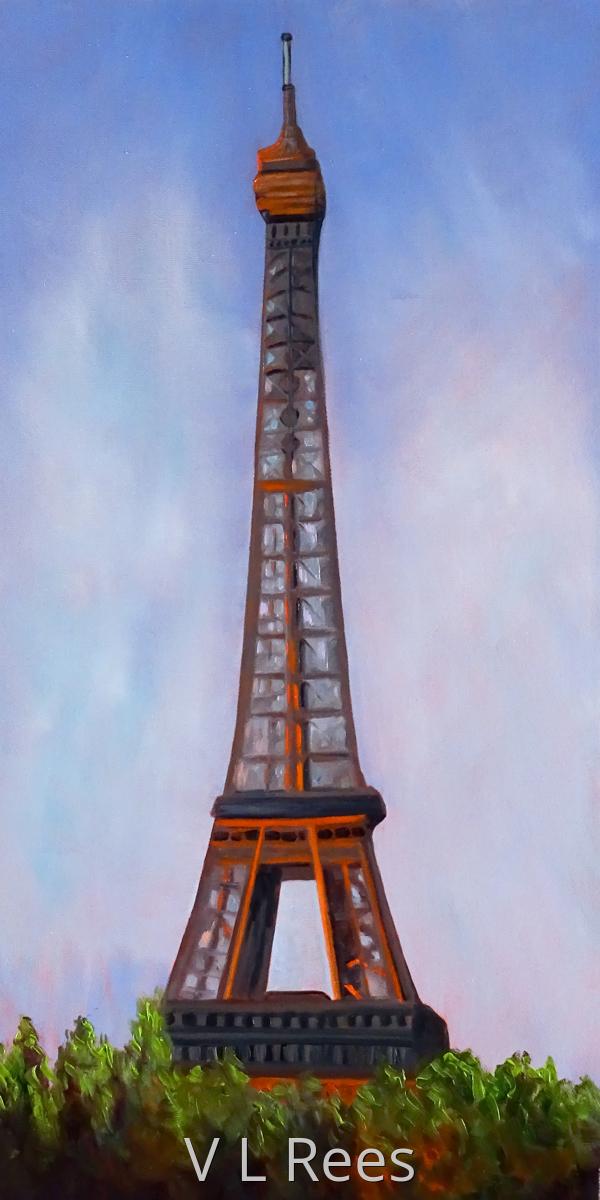 La Tour Eiffel (large view)