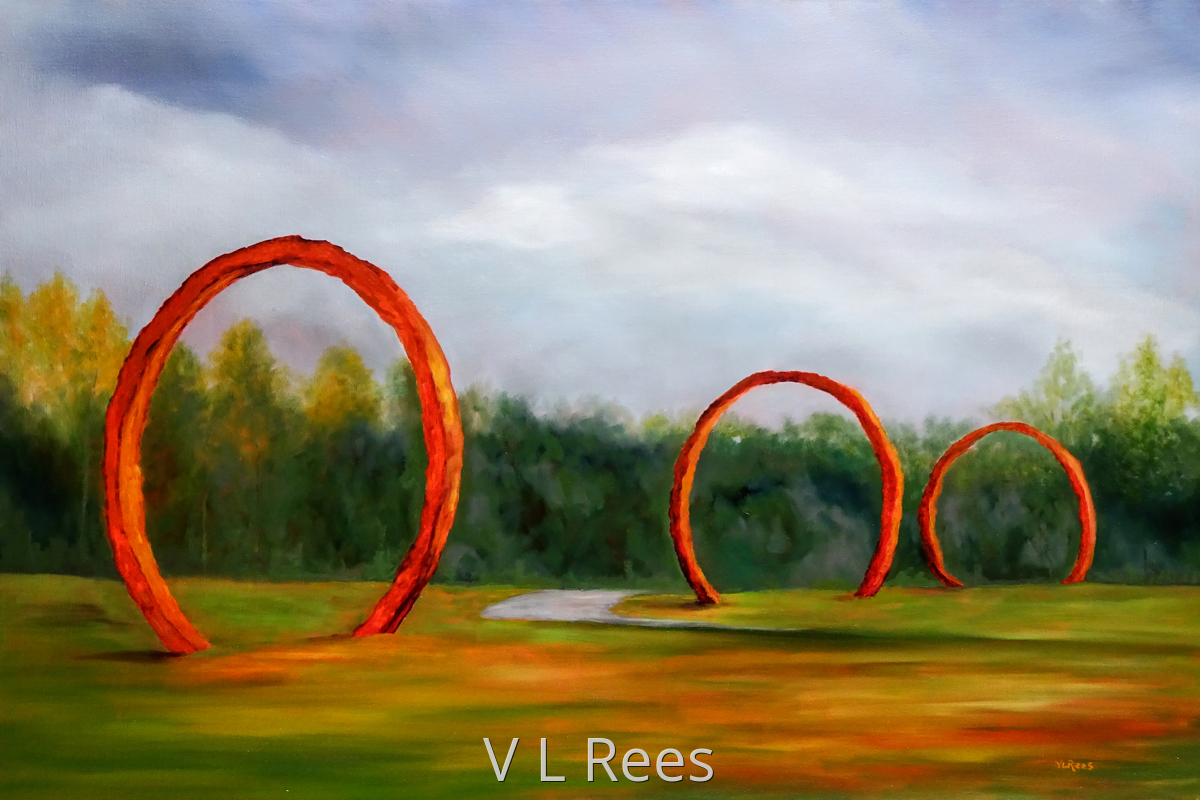 """Gyre"" at the NCMA (large view)"