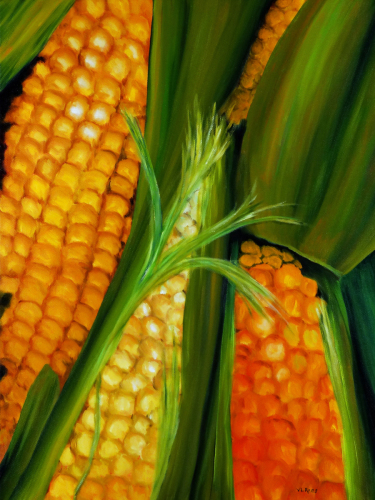 July Corn (large view)