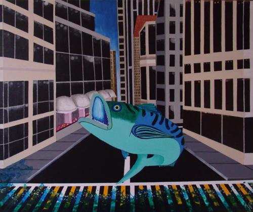 Mackerel on 34th Street