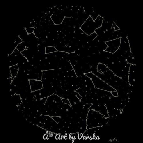 Constellation (Black)