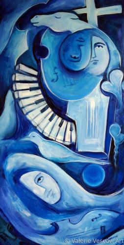 Triomphe Bleu
