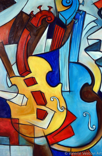 Rhythmic Cellos
