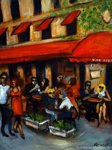 Van Dyke Cafe