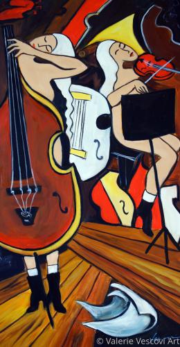 Chocolate Cello
