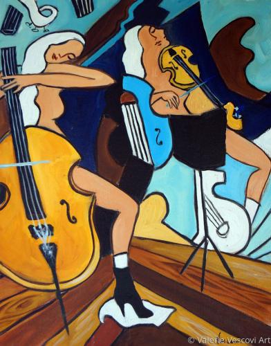 Voluptuous Cello