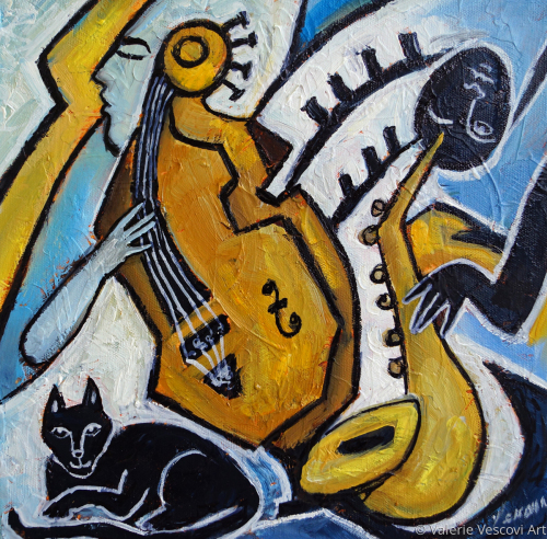Black Cat Jazz 2