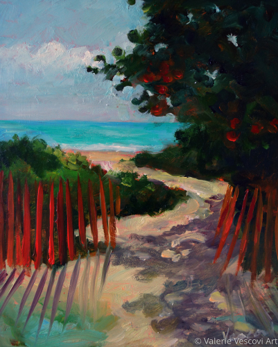 Path to Delray Beach 1