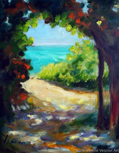 Path to Delray Beach