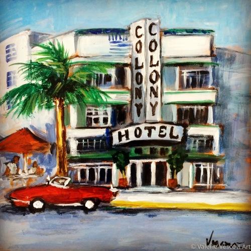 Colony Hotel Sobe