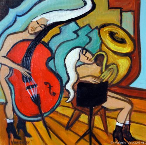 Cello, Tuba, Boots