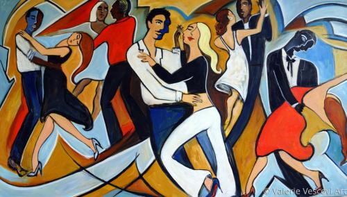Allons Dancer