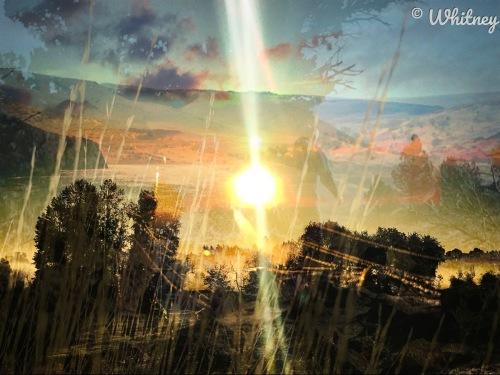 Digital Photography - Fall Sunrise