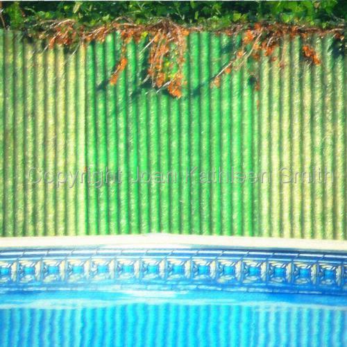 Autumn Pool by Joan Kathleen Smith