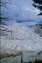 Travertine Falls, Yellowstone Nat. Pk.
