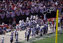 Huston Colts Sideline