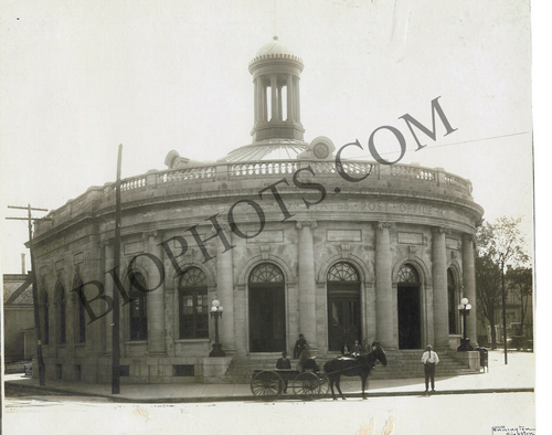 Kingston Post Office 1908