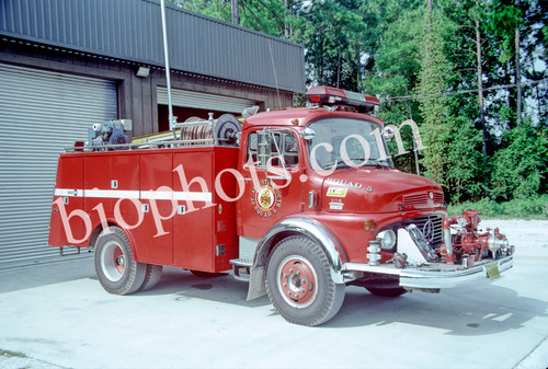 St. Johns County, Flroida Fire engine